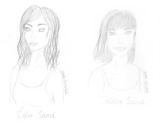 Echo et Talitre_Pour un grain de sable by IsoleCimeleh