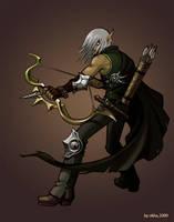 Archer by Okha