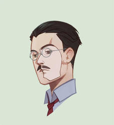 Boardwalk Empire - Richard Harrow by Okha