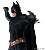 BATMAN by supersebas