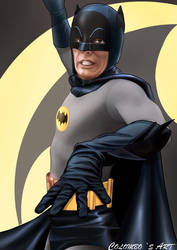 BAT-WEST by supersebas