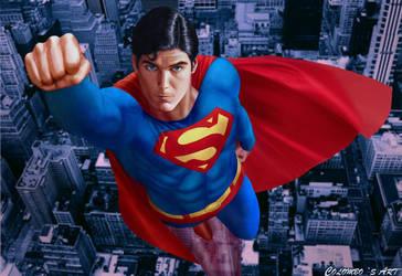 SUPERMAN INMORTAL by supersebas