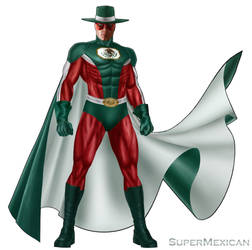 SUPERMEXICAN by supersebas