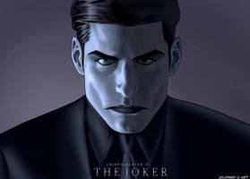 THE JOKER by supersebas