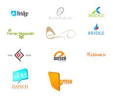 Logo Pack  01 by taytel