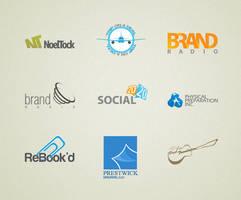 Logo Pack 02 by taytel