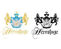 Hermitage logo by taytel