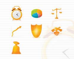 MyCash icons by taytel