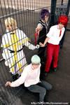 DN Angel Group by ShadowFox-Cosplay