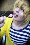 KaRnEvAl: YOOOOOGI! like candy by ShadowFox-Cosplay