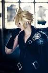 Final Fantasy VII - Cloud in the dark by ShadowFox-Cosplay