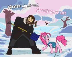 Winter is gone by netcyber