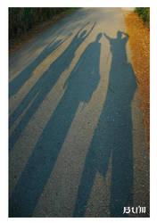 shadows by bumorticc