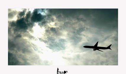plane by bumorticc