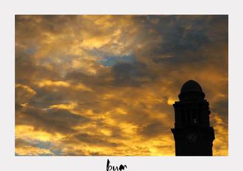 clocktower by bumorticc