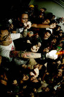 Mosh Pit at Rambo 2 by bumorticc