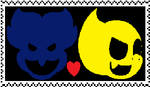 Lummy Stamp by Emmy-Does-Art