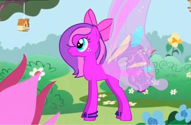 SapphyStars Pony by Yaoipigglet