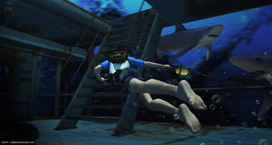 TR2: Wreck of Maria Doria by ReD8ull