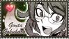 Gonta Gokuhara Stamp by xXDarkCraneXx