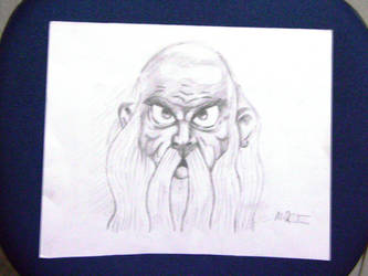 old man by alexrvitti