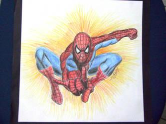 spider jump by alexrvitti