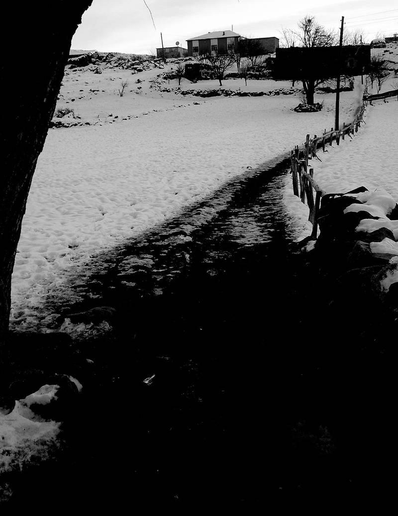 Snowy Road by LimpidD