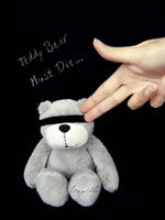 Teddy Bear Must Die by LimpidD