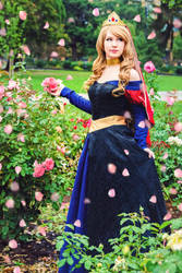Rose Garden by PrincessofTeaCosplay