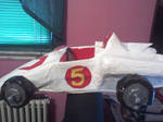 go speed racer go by DuctileCreations