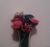 Carnations by DuctileCreations
