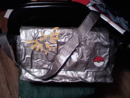 Messenger bag by DuctileCreations