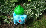 Bulbasaur by DuctileCreations