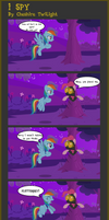 I SPY by CheshireTwilight