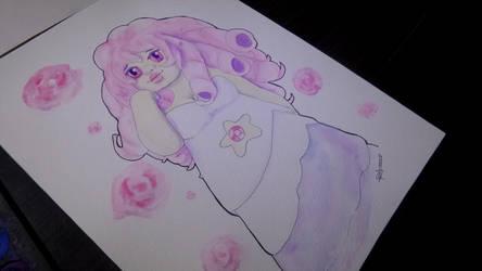 Rose Quartz by Sh3ikha