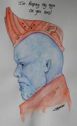 Yondu Udonta by Sh3ikha