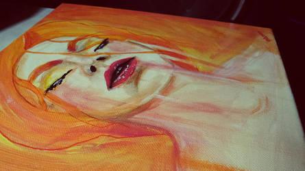 The Yearning Lady by Sh3ikha