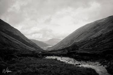 Lake District Black and White Series No 3 by WildgoosePhotography