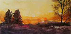 Autumn Sun by ArtTeodoraM