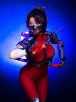Taki from Soul Calibur VI by Rinnie Riot by RinnieRiot