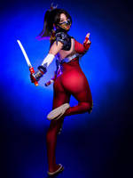 Taki from Soul Calibur VI 6 by Rinnie Riot by RinnieRiot
