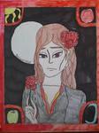 Volturi's Blood Rose by Beyworld101