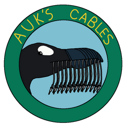 Auk's Cables by Albertonykus