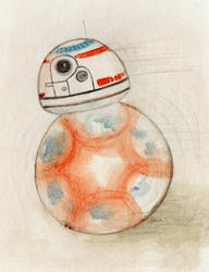 BB-8 by nuriwan