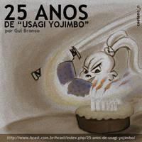 Happy birthday, Usagi by caetanoneto