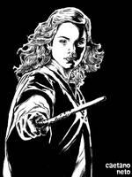 Hermione HarryPotterFriday by caetanoneto