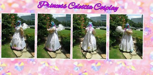 Princess Celestia Cosplay by AlicornLover
