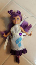 Rarity Dress for Fairytopia Doll by AlicornLover