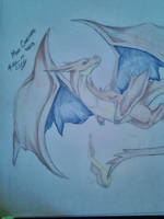 Mega Charizard by Dragon-Eternal