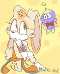 CHAO CHAO! by PumpkinHillPie